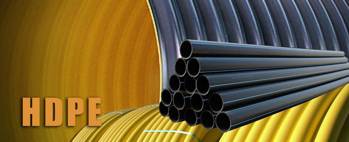 High Density Polyethylene Pipe - KNS Industrial Supply