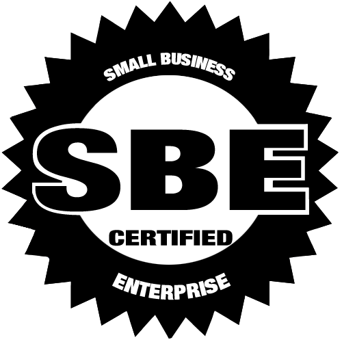 Small Business Certified Enterprise Logo
