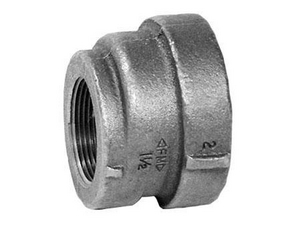 Black Cast Iron 125# ECC Reducer
