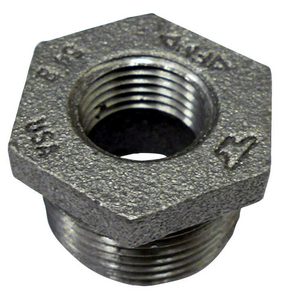 black hex bushing